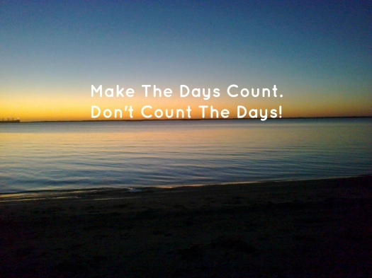 make-the-days-count-dont-count-the-days