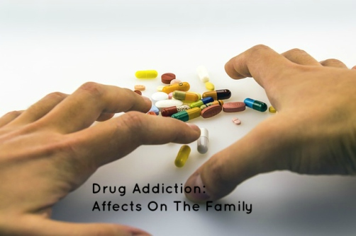 Drug Addiction Affects On The Family