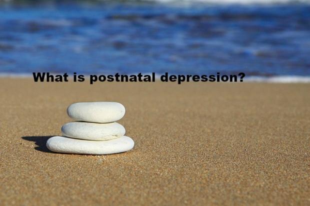 What is postnatal depression