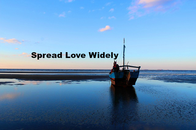 Spread Love Widely